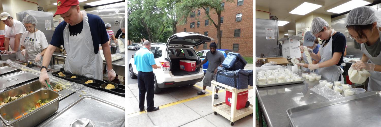 Meals on Wheels of Syracuse Volunteers