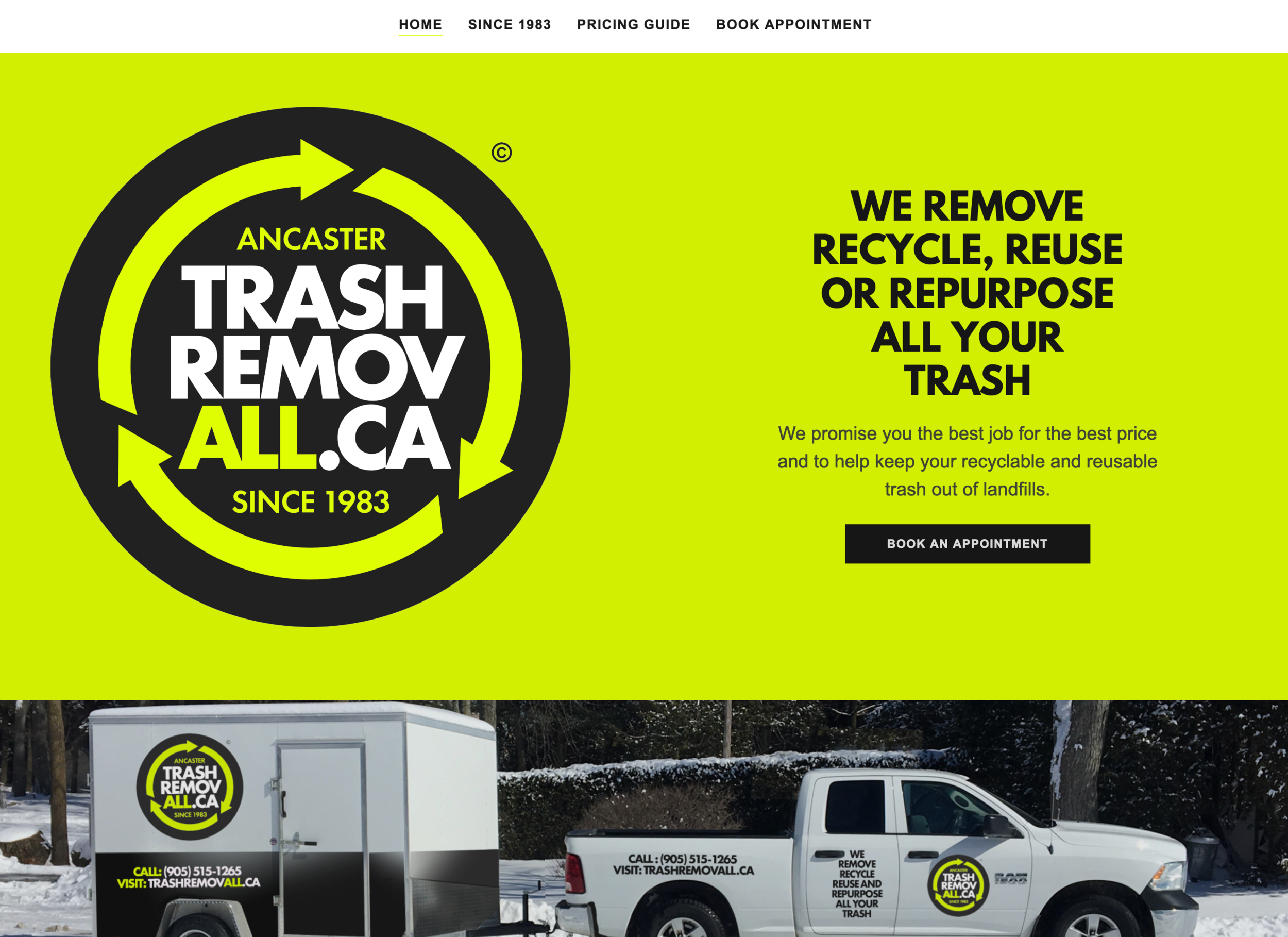 Ancaster Trash RemovALL