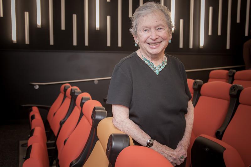 Judy Stone; photo by Michael Rauner