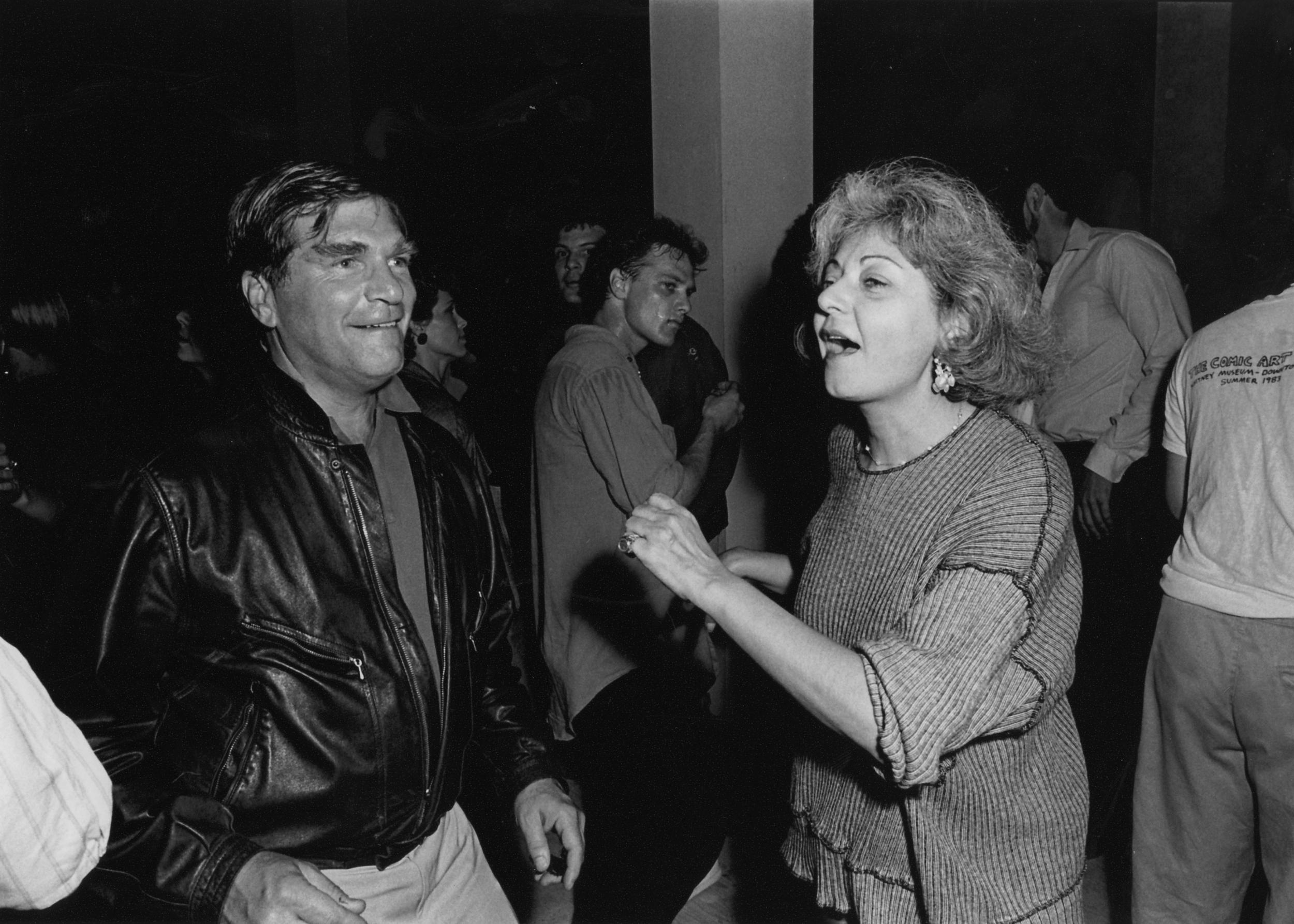 George Gund III and Jeanette Etheredge, 1986.