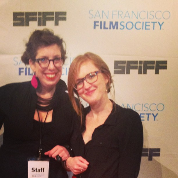 A Couple Amazing SFFS Staff Members Cathers & Zoe!