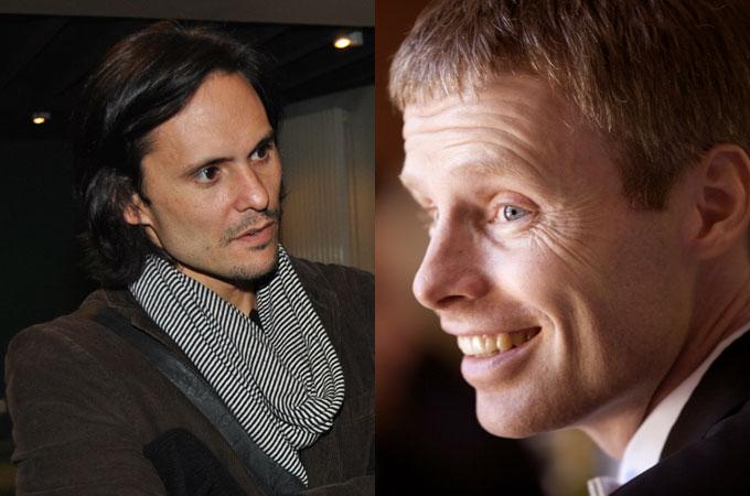 Richard Levien and Chad Burris-La Migra.jpg