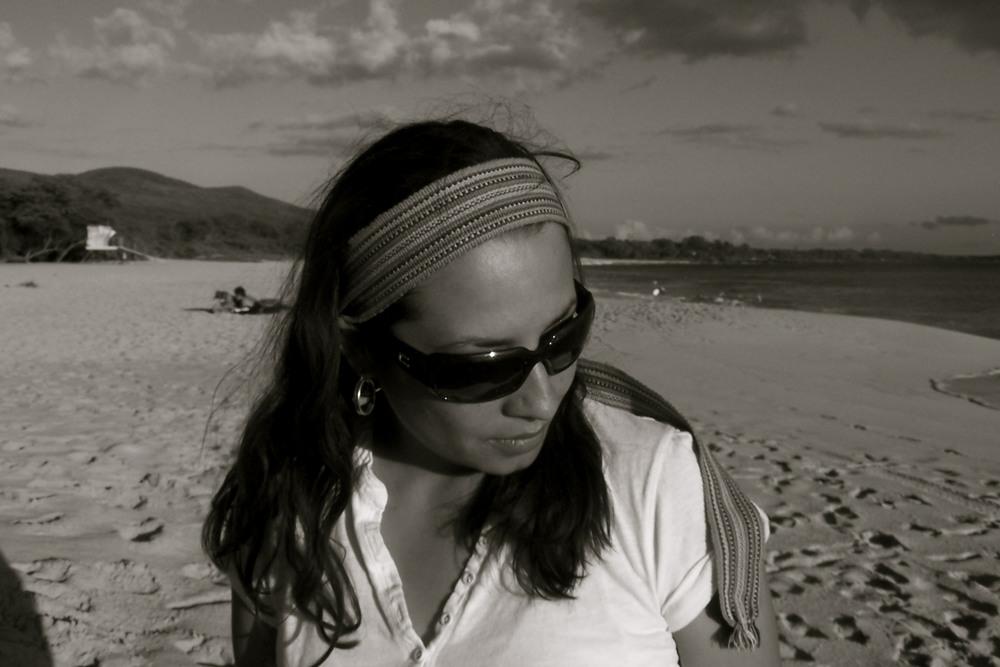 Filmmaker Aurora Guerrero.