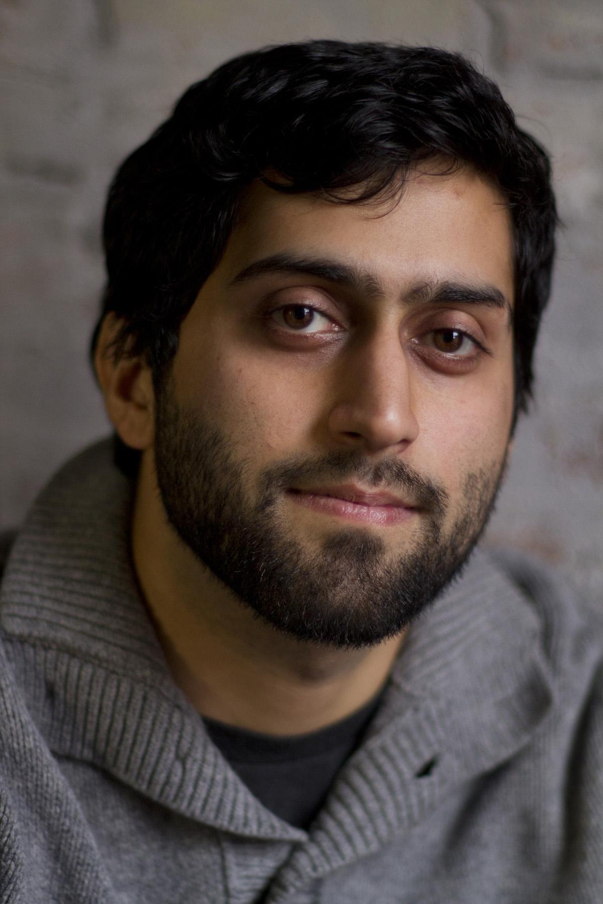 Filmmaker Musa Syeed