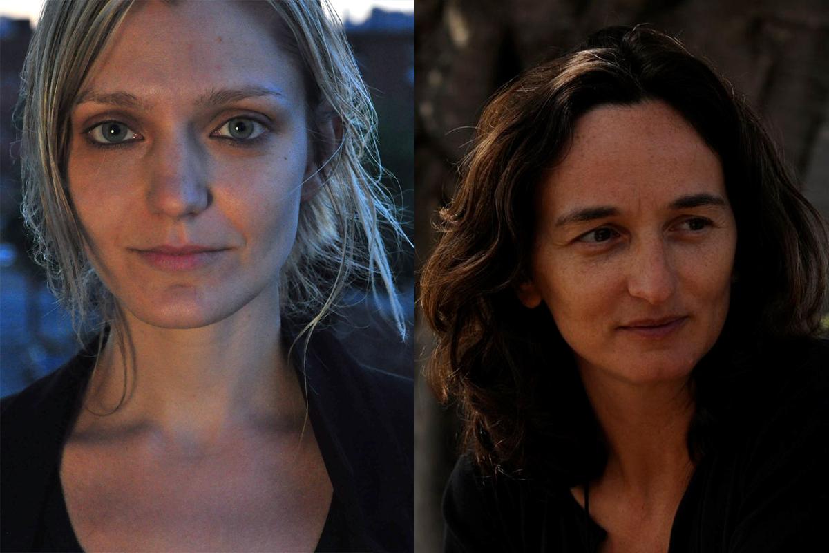 Sara Colangelo (left) - Julie Bertuccelli (right)