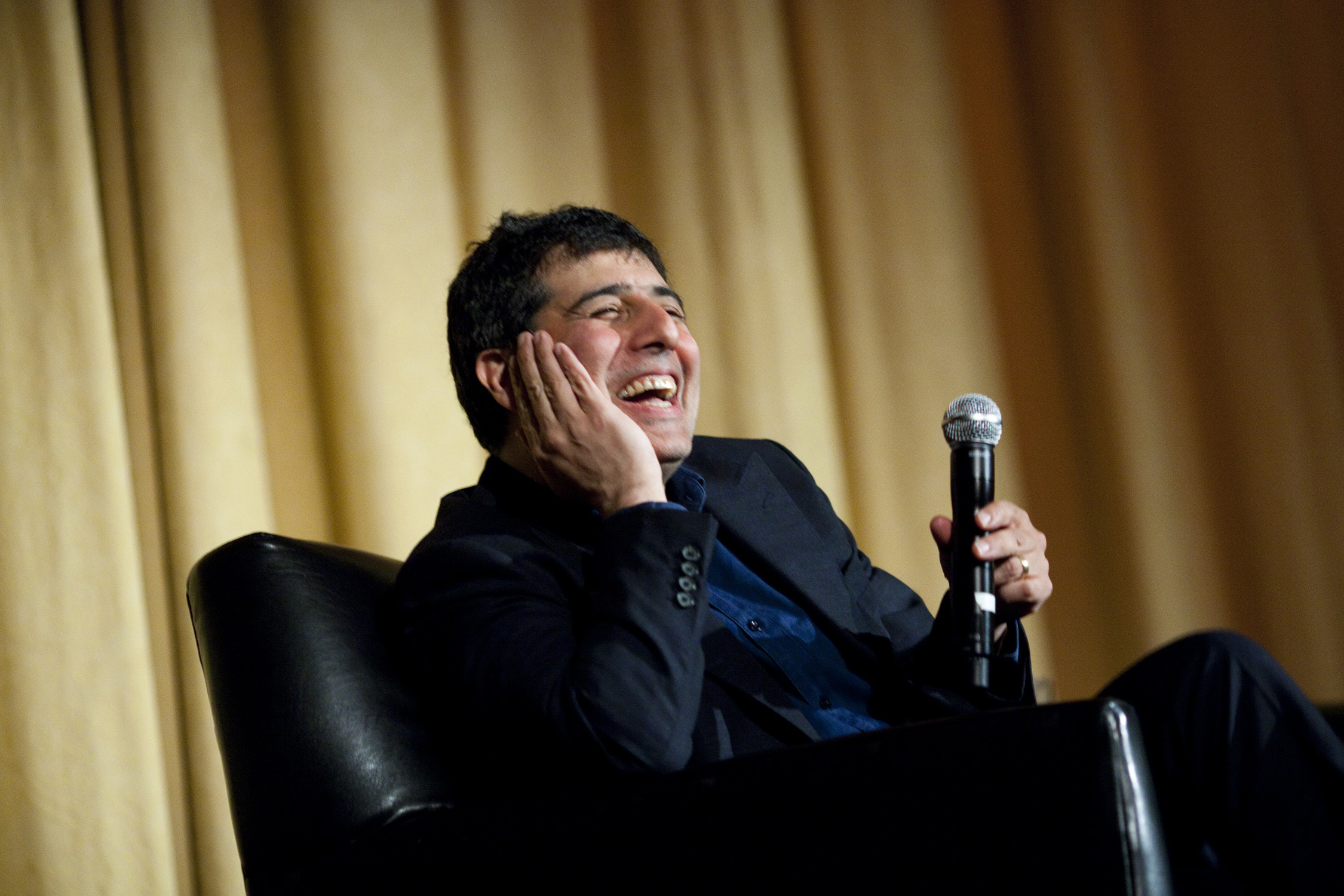 Director Hossein Amini