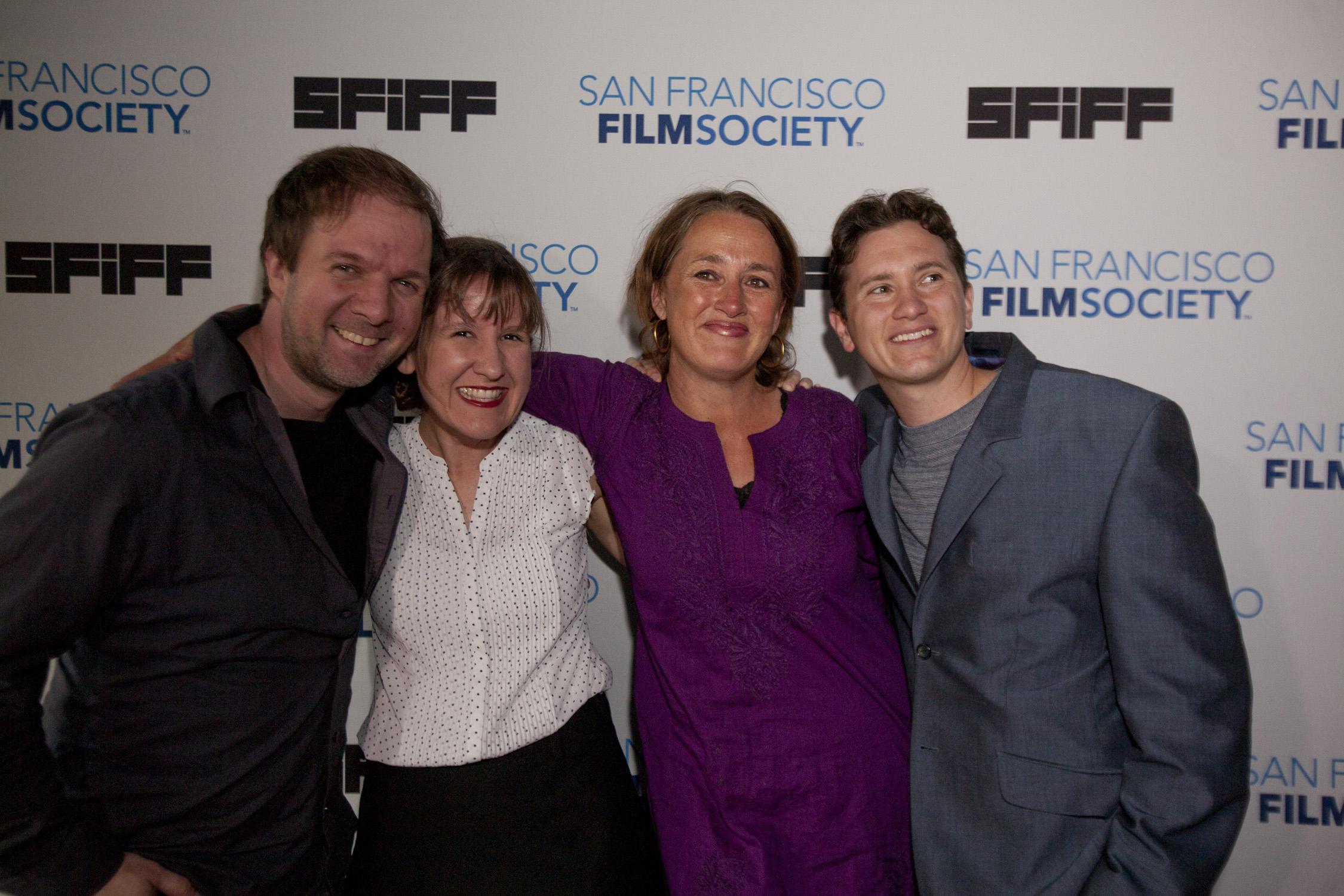 Pete Horner, Director Kat Candler, Filmmaker 360 Director Michele Turnure-Salleo and Producer Jonathan Duffy