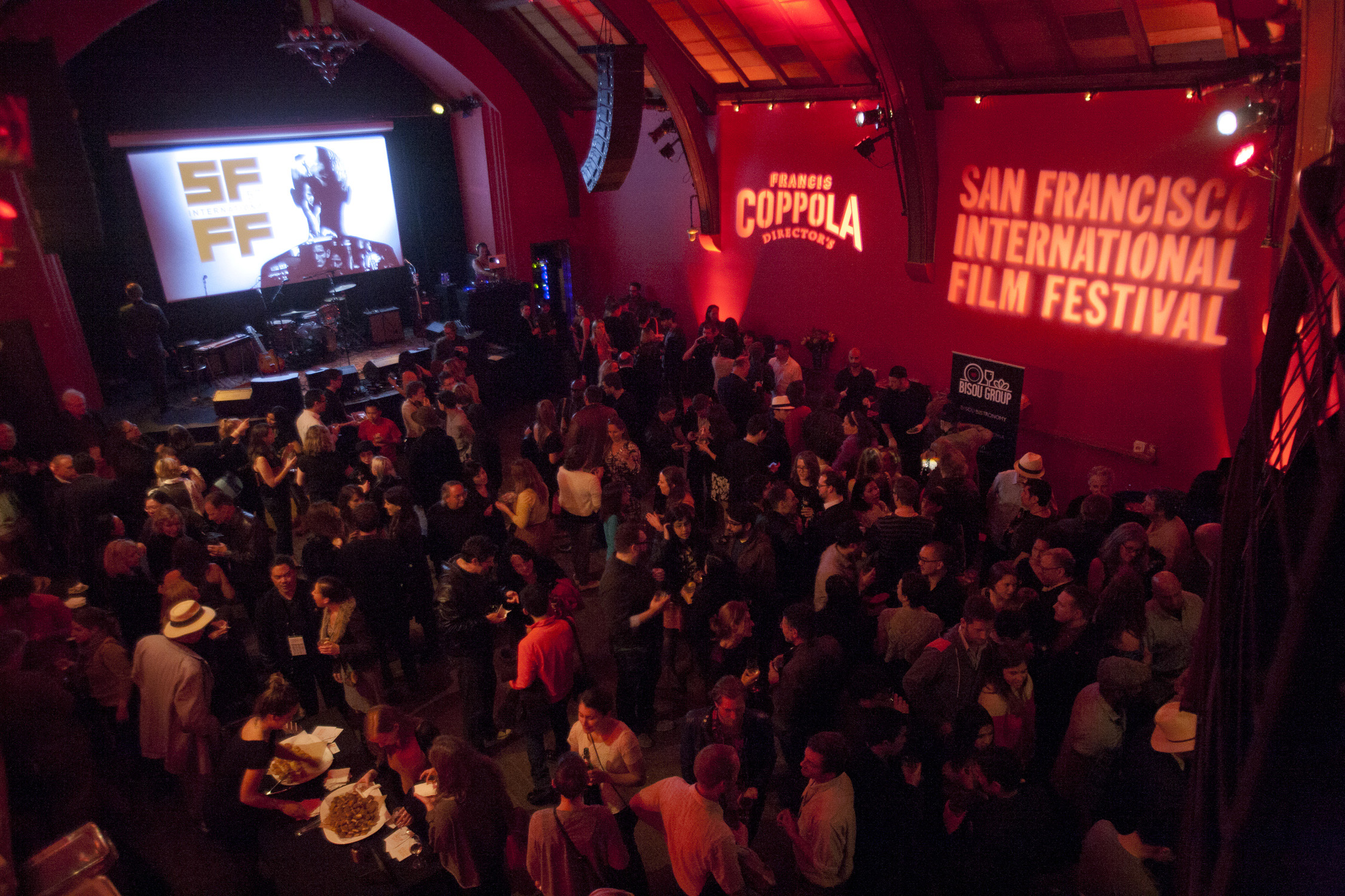 The Closing Night Party of the 57th San Francisco International Film Festival    Photo: Tommy Lau