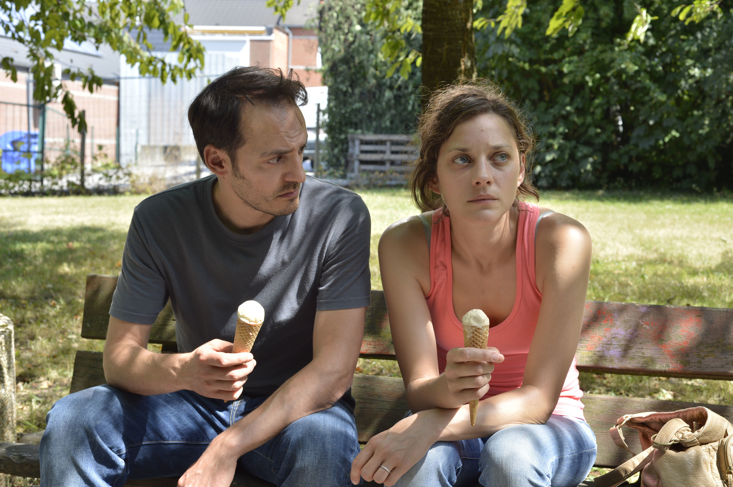 Two Days, One Night , Fall Season 2014 French Cinema Now program