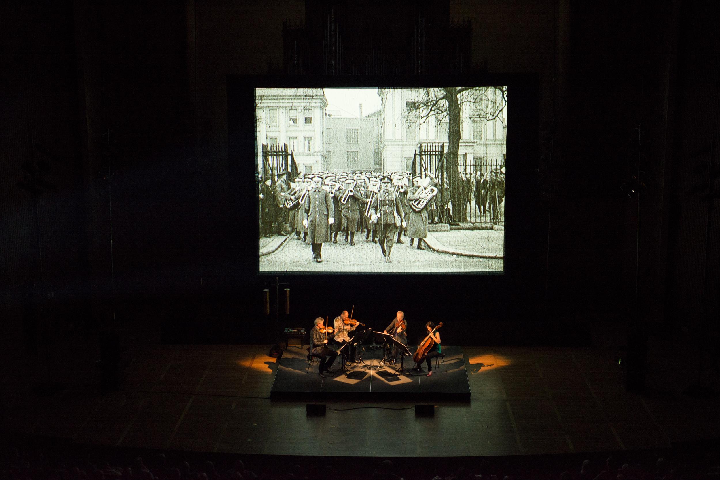 Kronos Quartet Beyond Zero: 1914-1918