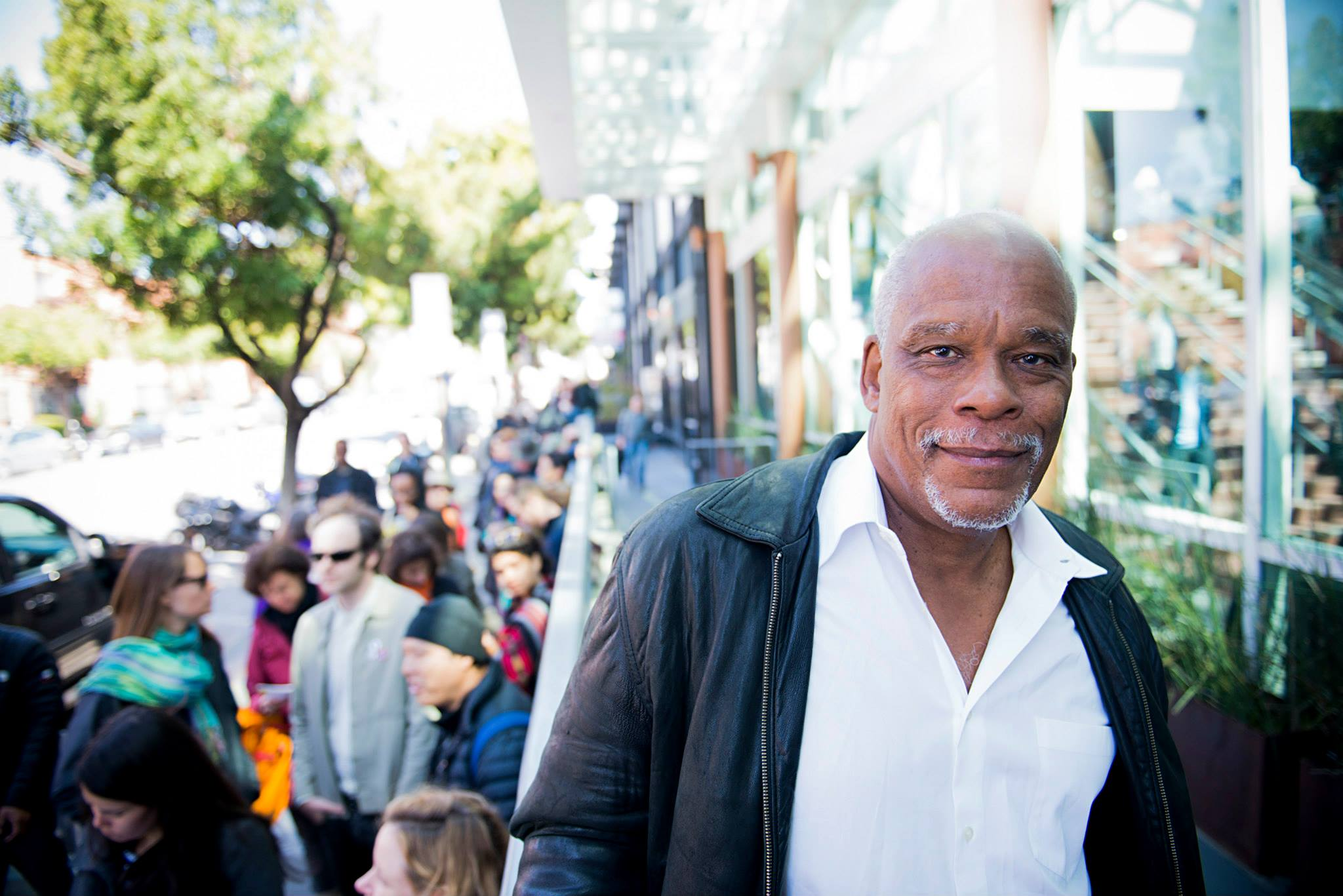 Stanley Nelson, director of The Black Panthers: Vanguard of the Revolution