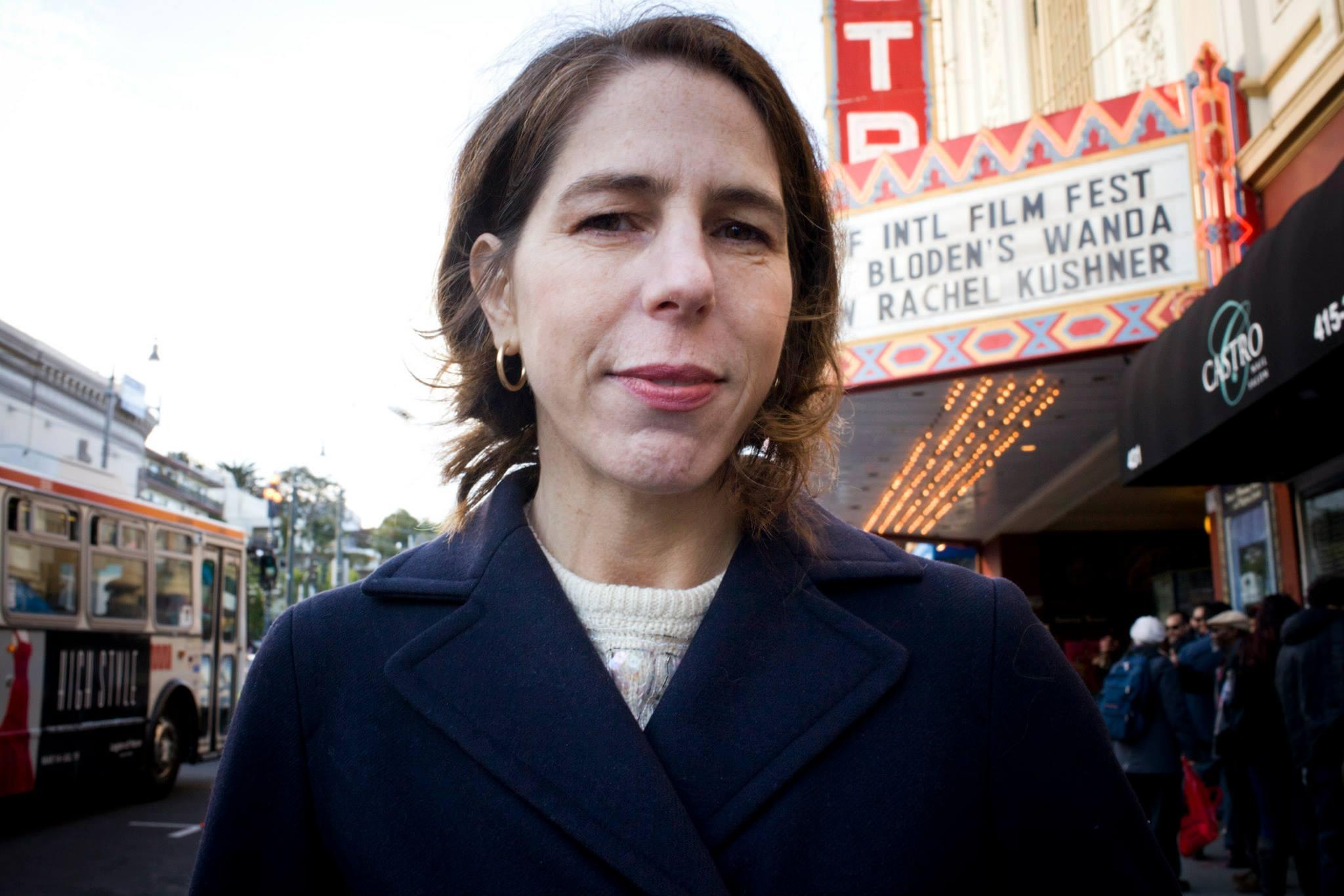 Author & Telluride Film Festival Guest Director Rachel Kushner