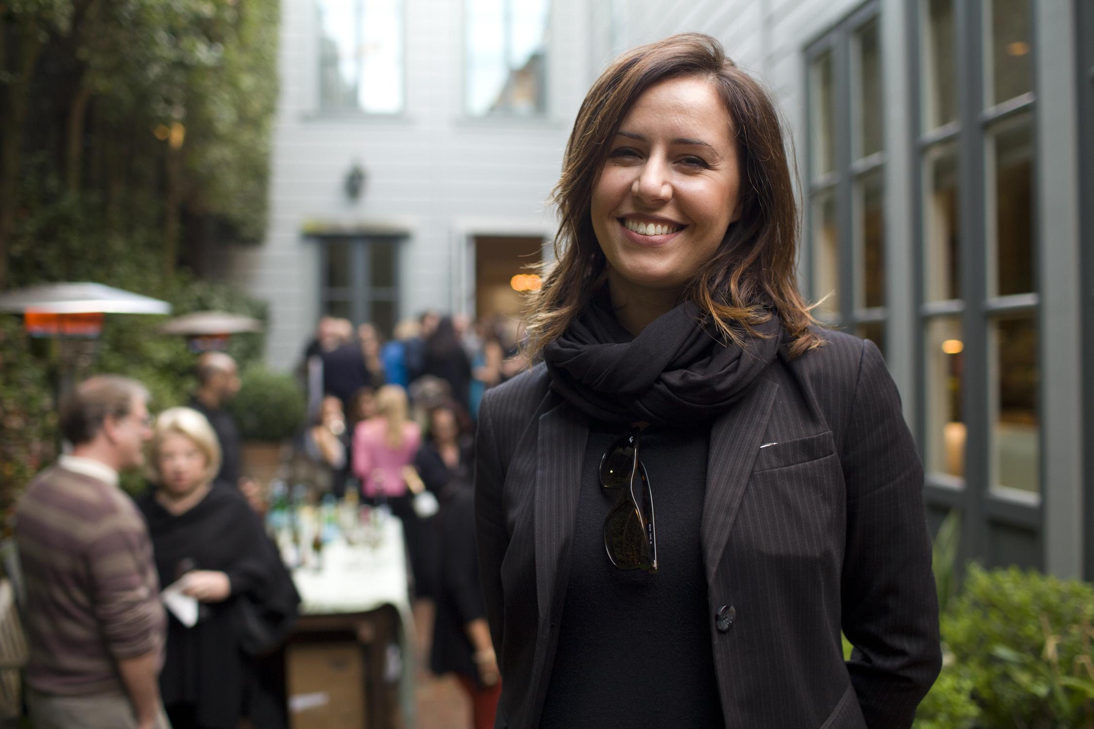Filmmaker Alessia Scarso