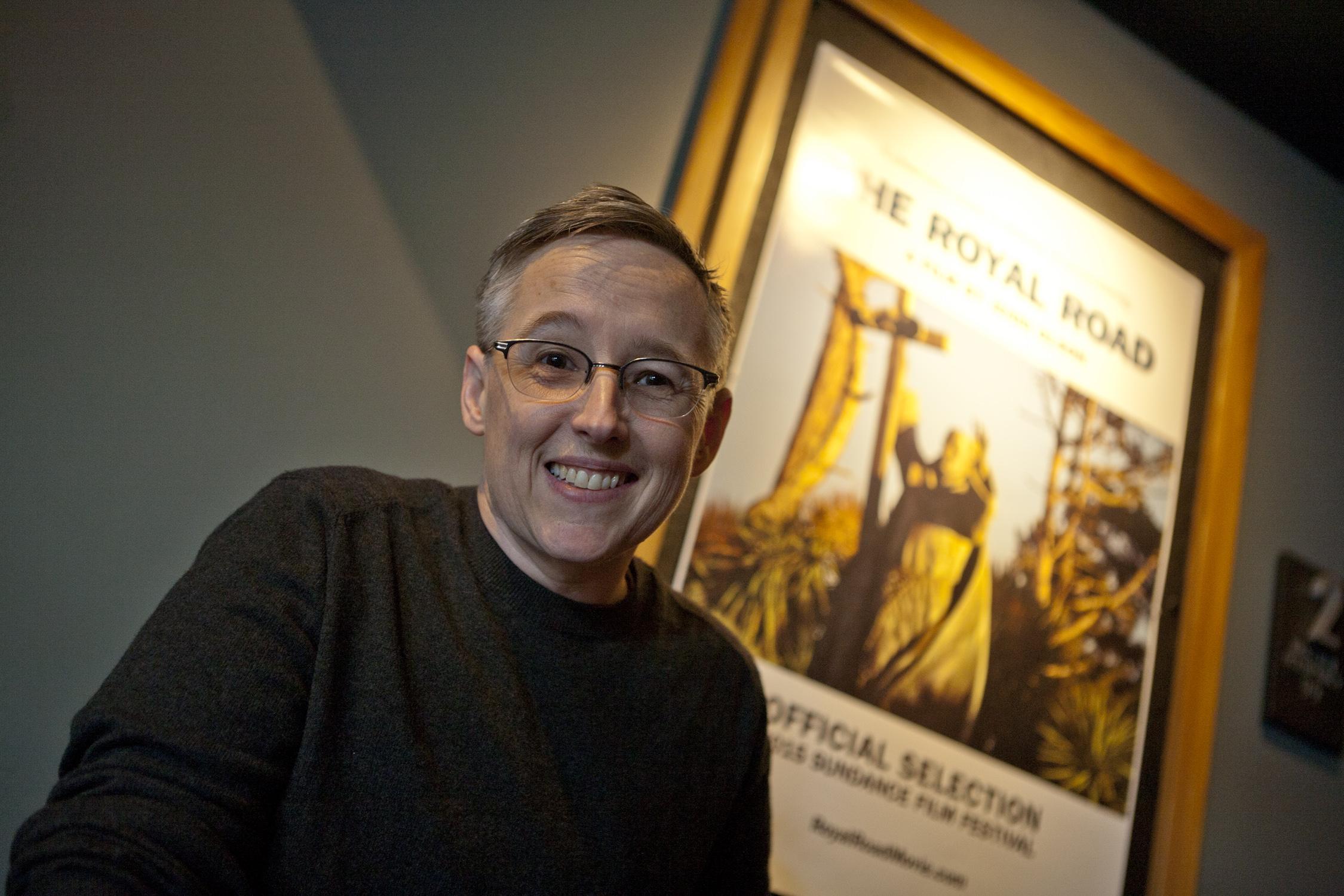 Olson at the 58th San Francisco International Film Festival