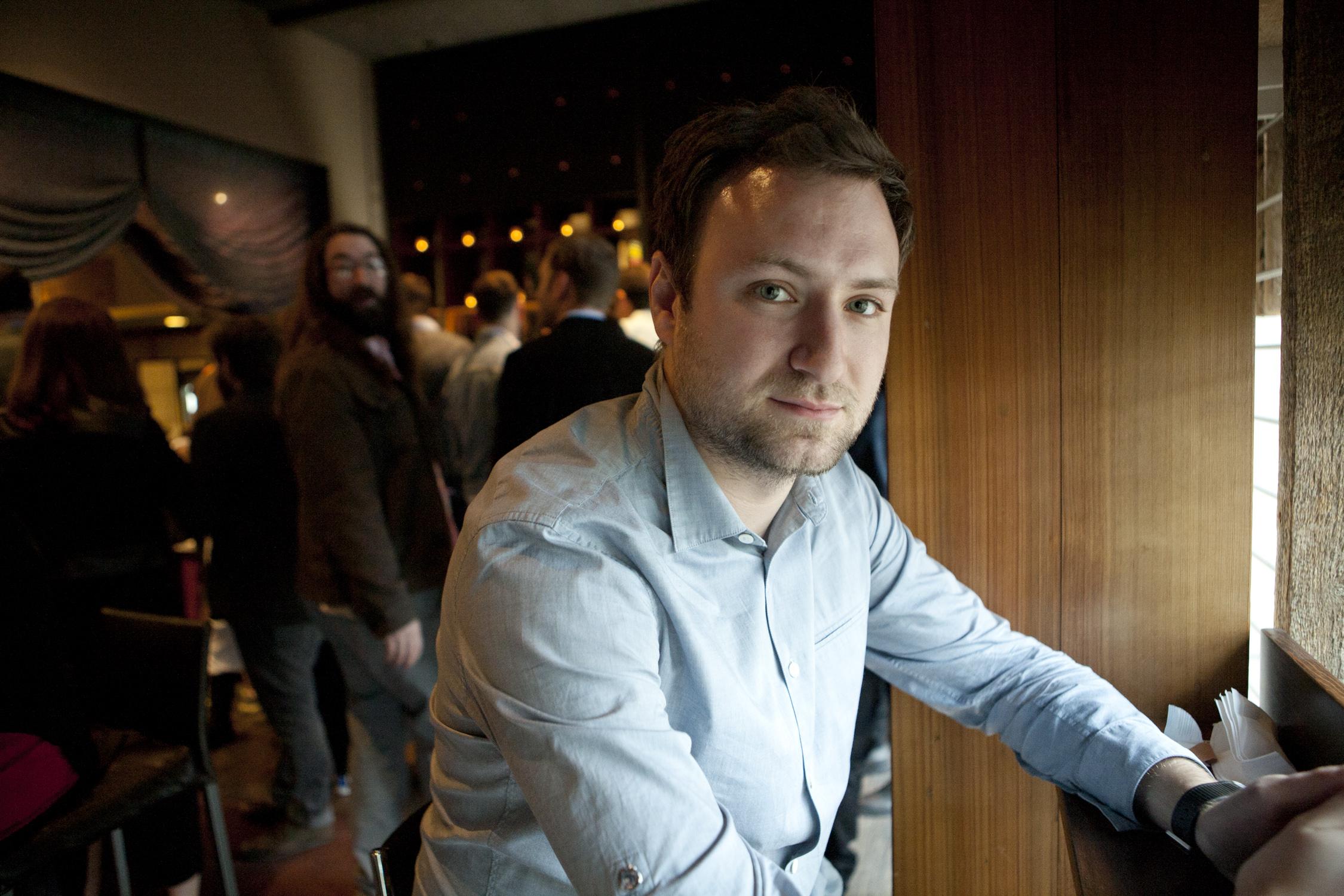 Chef's Table creator David Gelb