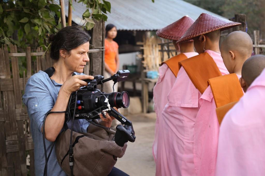 Documentary Feature Winner: Cameraperson
