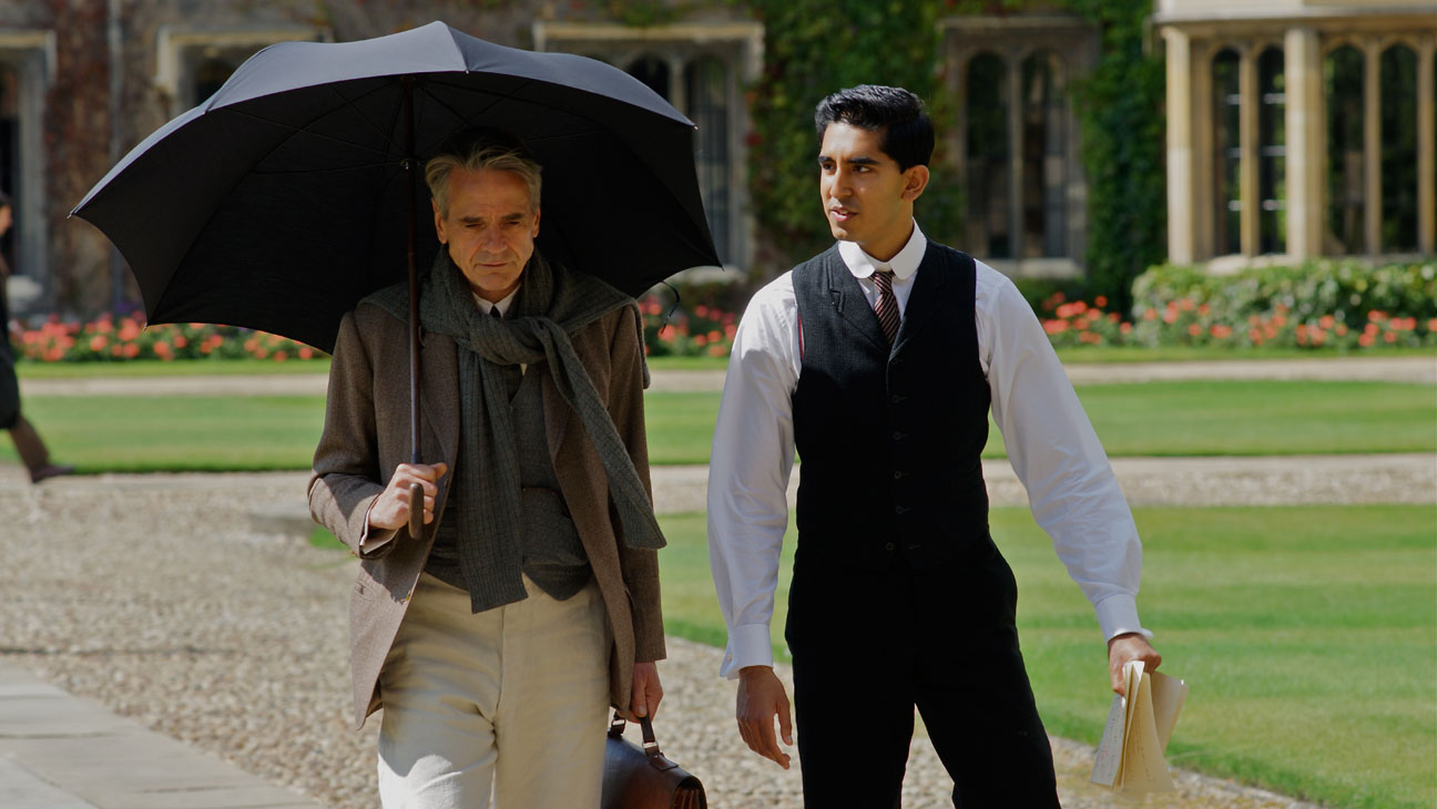 Narrative Feature Runner Up: The Man Who Knew Infinity