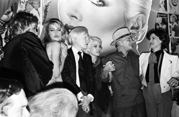 Truman Capote's Black and White Ball, 1966.