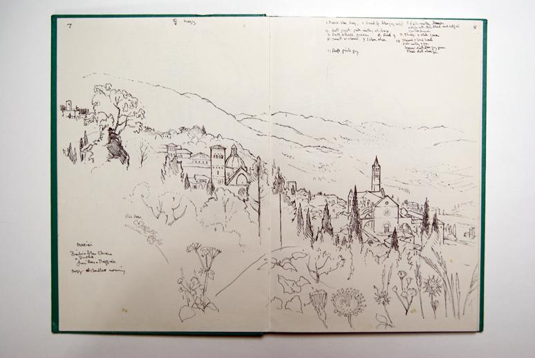 Ollo's Sketchbook, 1992