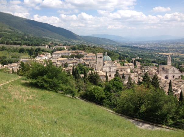 Assisi June 2014