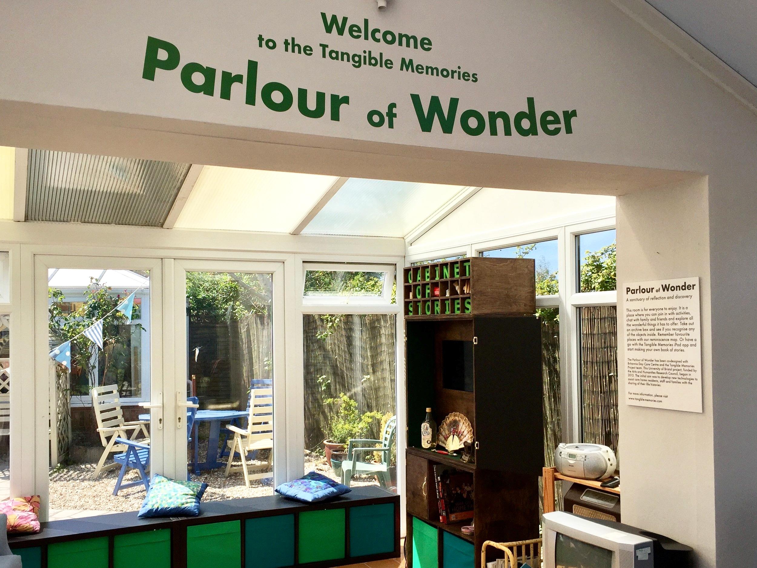 Britannia Day Care Parlour of Wonder