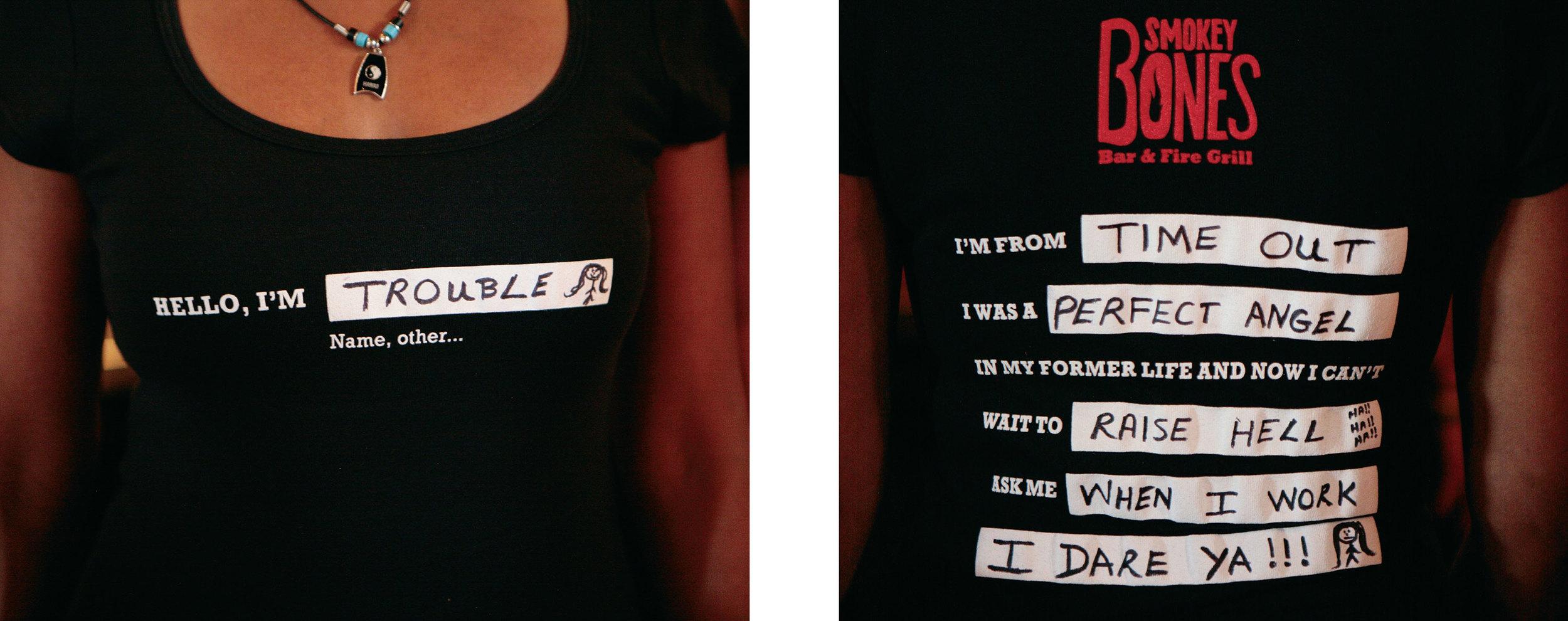 Employee T-shirt Design