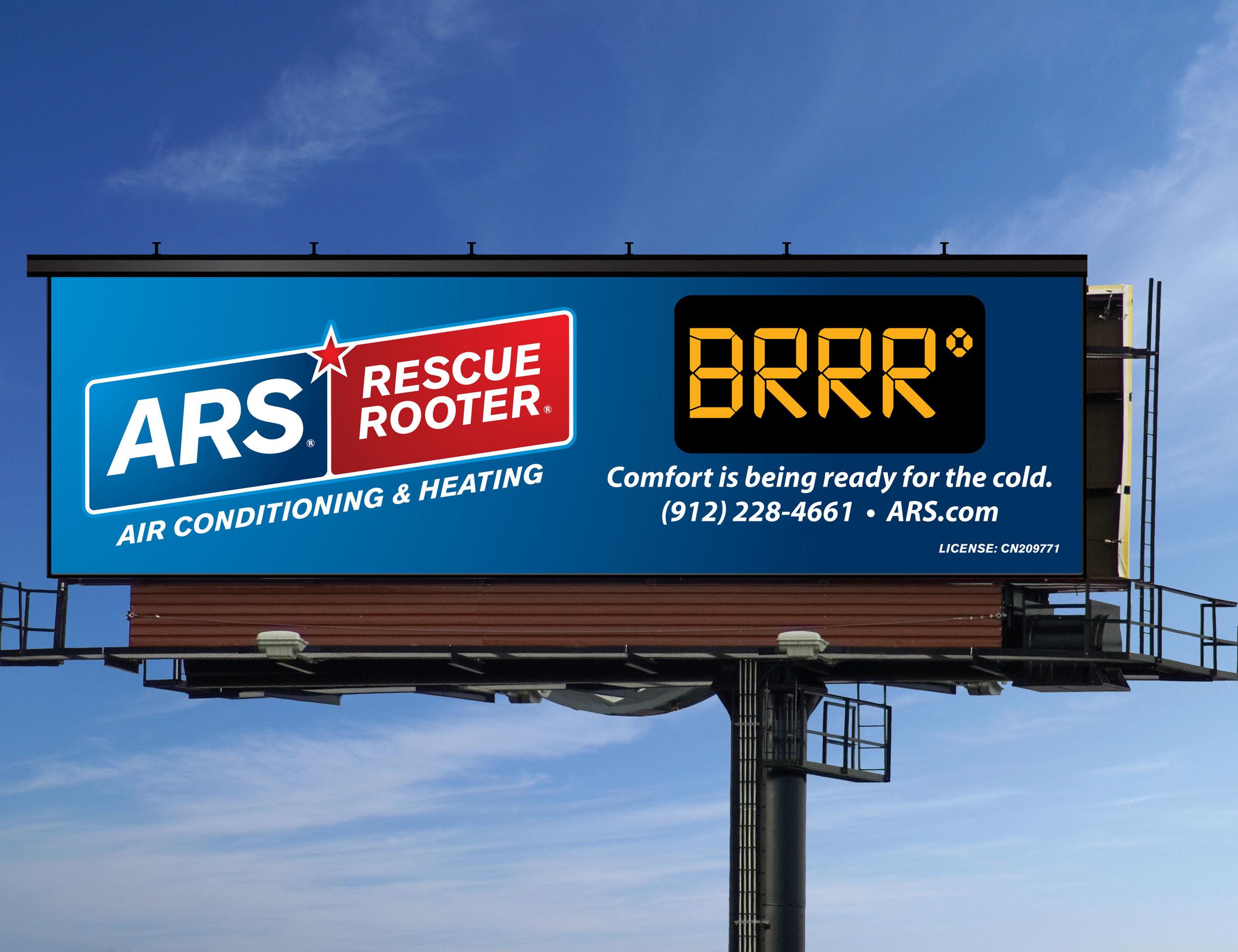 Digital Outdoor Billboard