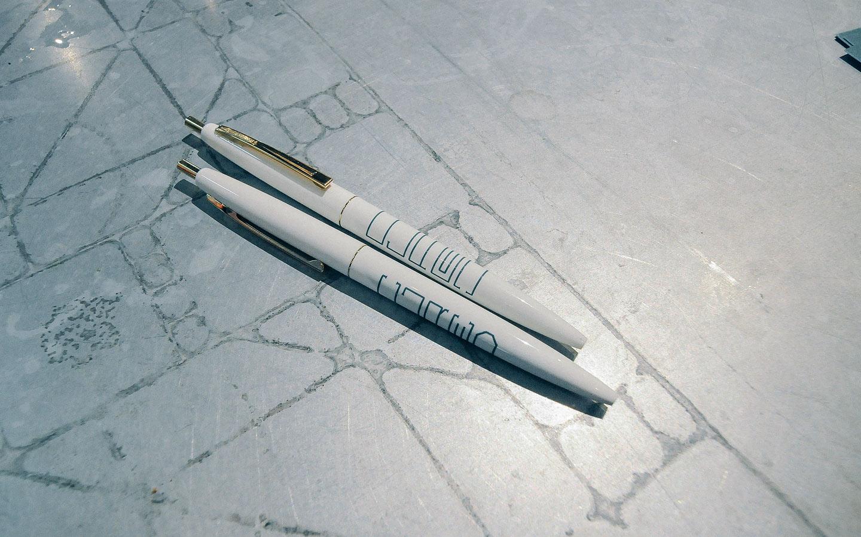 Custom Designed Pens