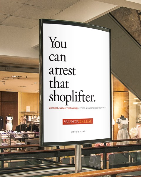In Store Poster Design