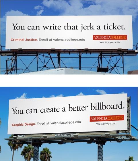 Outdoor Billboard Designs
