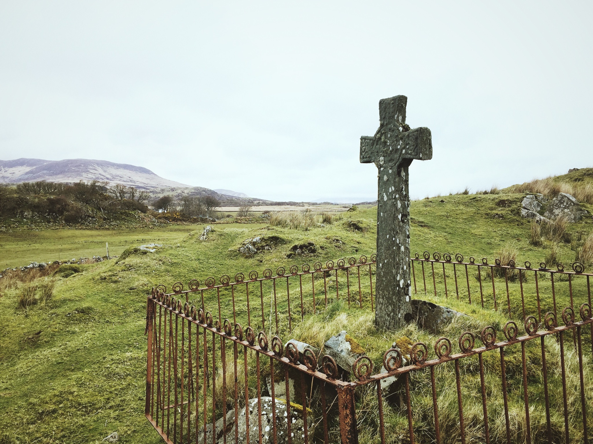 'The Thief's Cross'