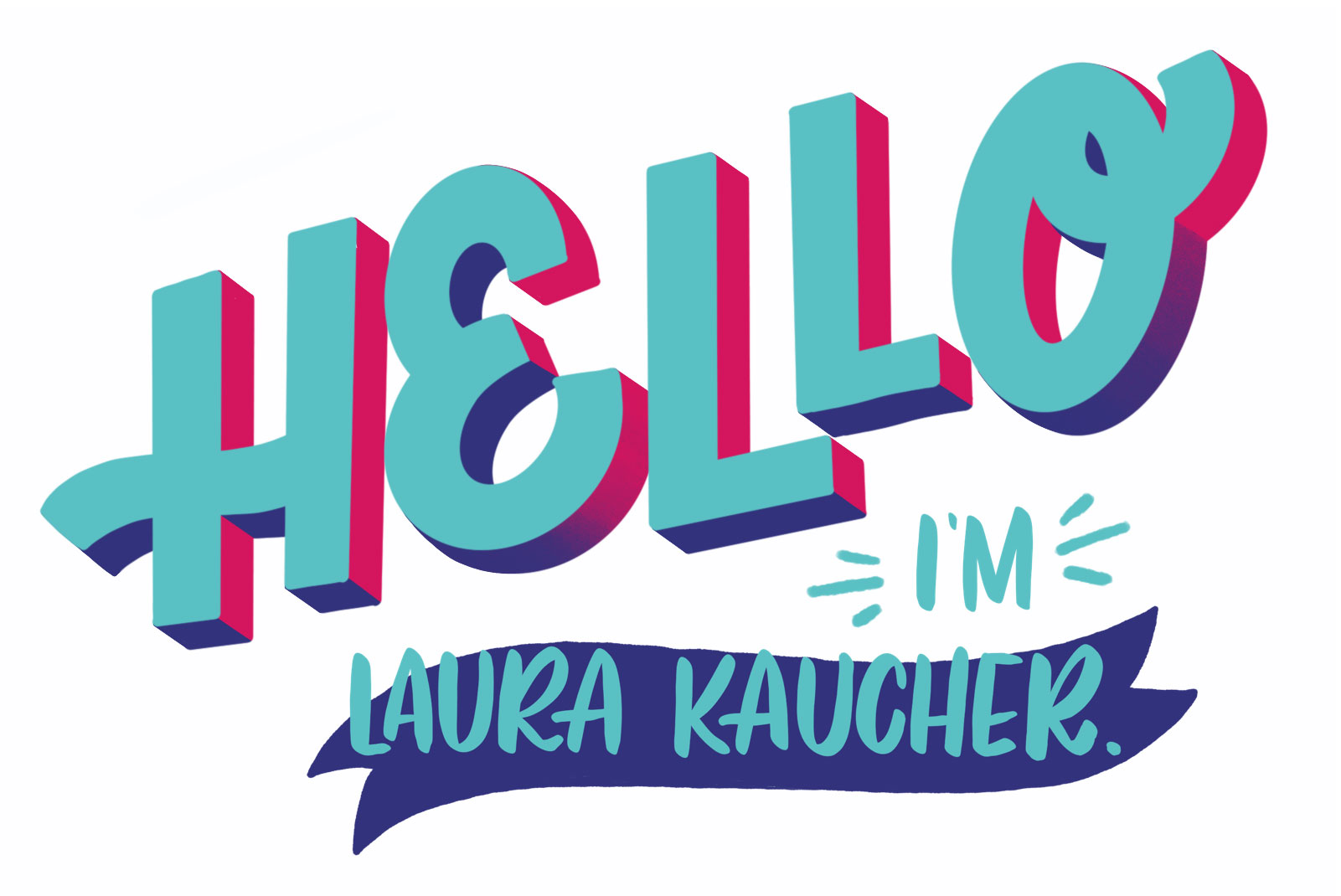 I am a hand lettering artist and visual designer. - I have a passion for building brands, editorial design, and custom stationery.