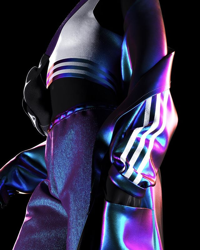 A while ago, we had the chance to collaborate with @wearejam3 / @adidasoriginals in the creation of some futuristic fashion for the launch of the new #ozweego sneaker.  Each outfit was based in a different time period (this one is 2019). First acting as stylist, we determined the look and style of each outfit. From there, we moved into the creation of all aspects of the outfits.  The clothing is a part of a much bigger campaign that includes its own website (created in collaboration with @hypebeast), a zine, and even an interactive art installation.  The project was created at @wovecollective, with myself taking the creative lead and the modeling created by @c0rsac  Thanks to everyone involved