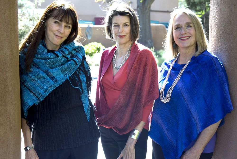 Founders: JB Peña, Louise Lechner and Ceil Swanson Evans