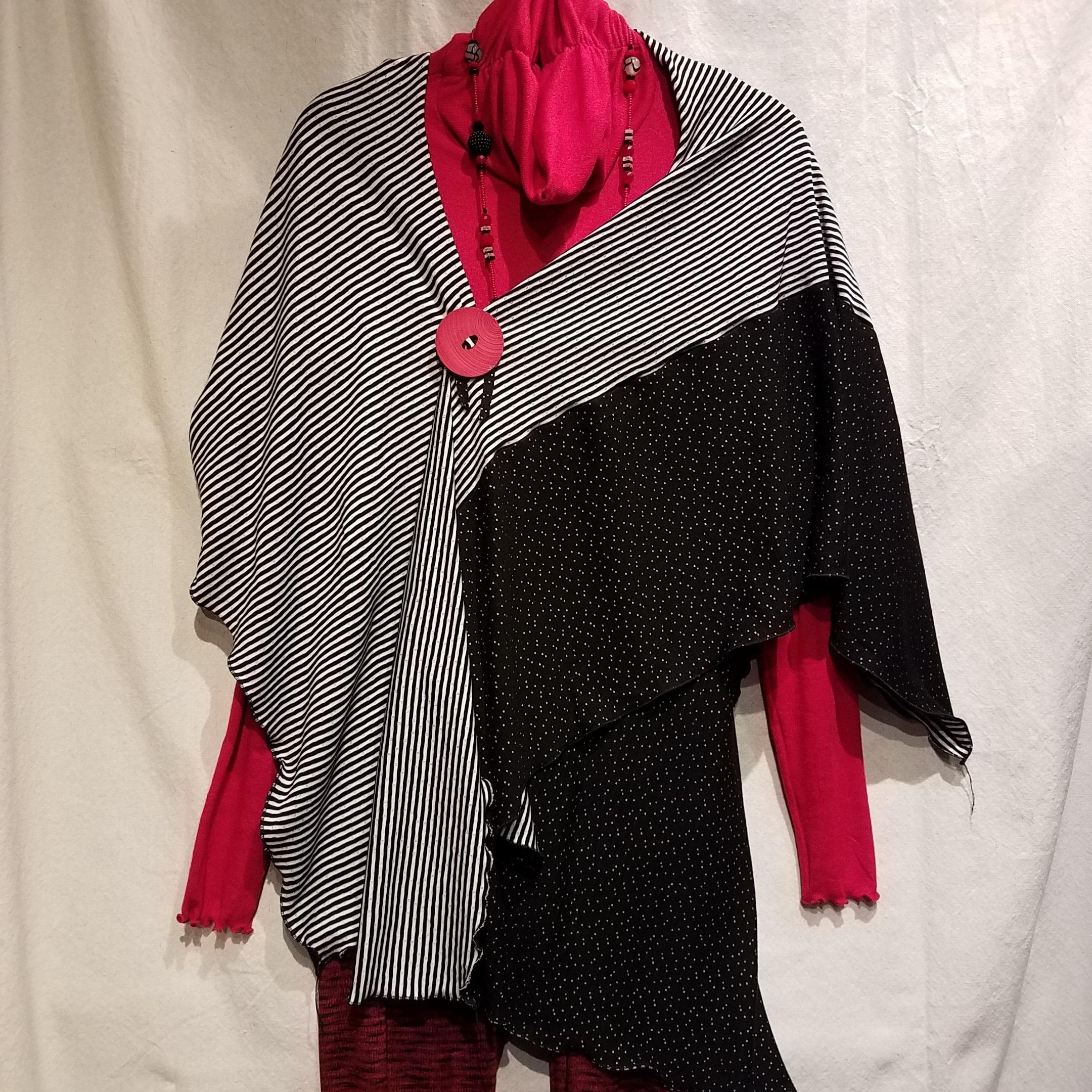 Origami Wrap/Vest BBG1167 $240