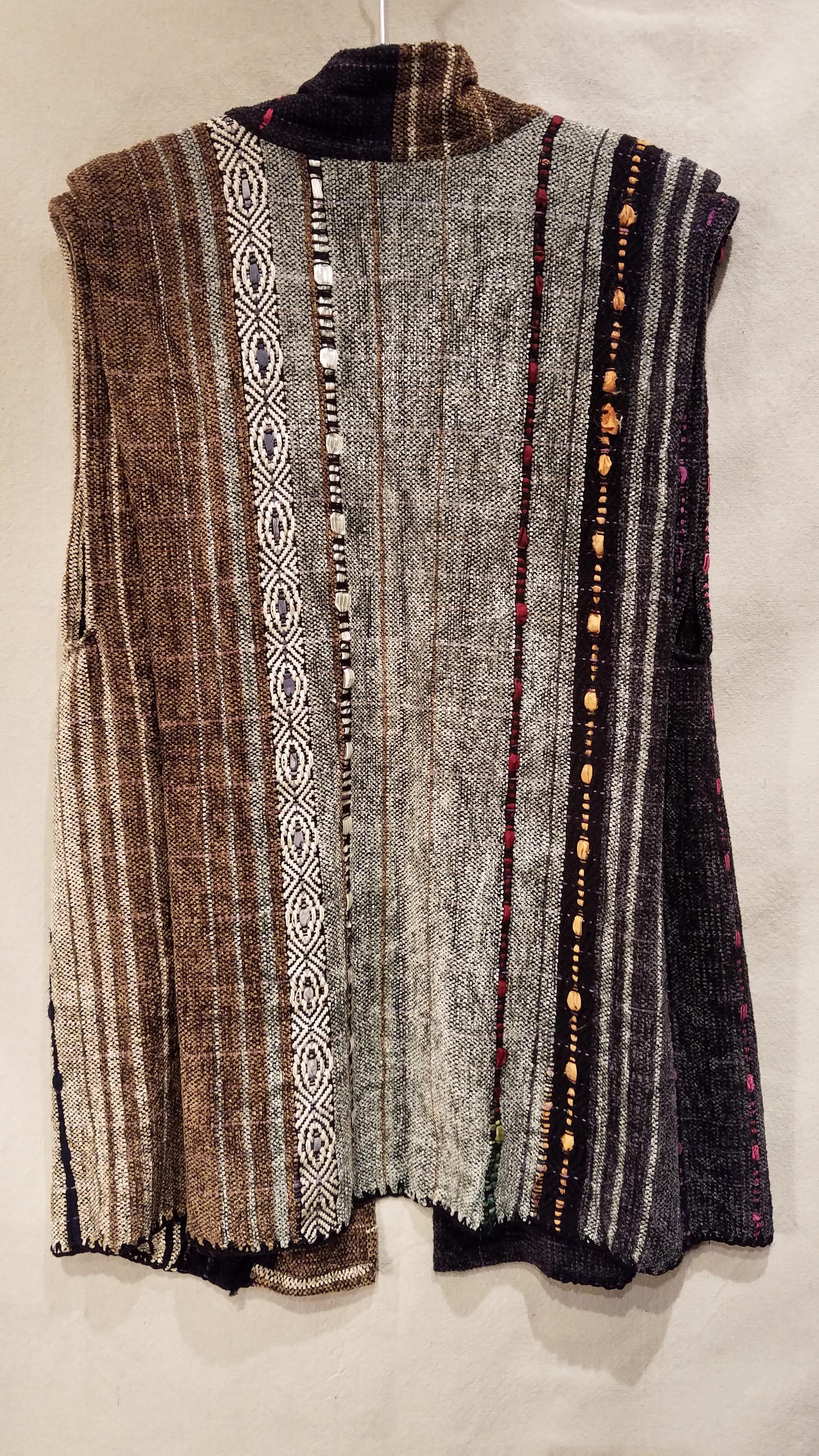 3/4 Vest NP1596 (back) $545