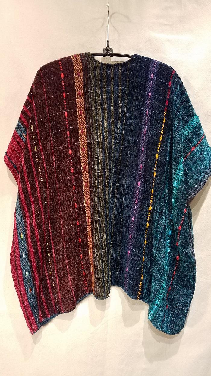 Long Kabuki Vest NP1589 (back) $485