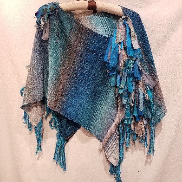 "String Theory RM 2474 $350 ""Blue Heron"""