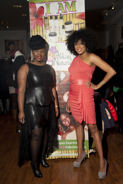 Rochelle (Left)