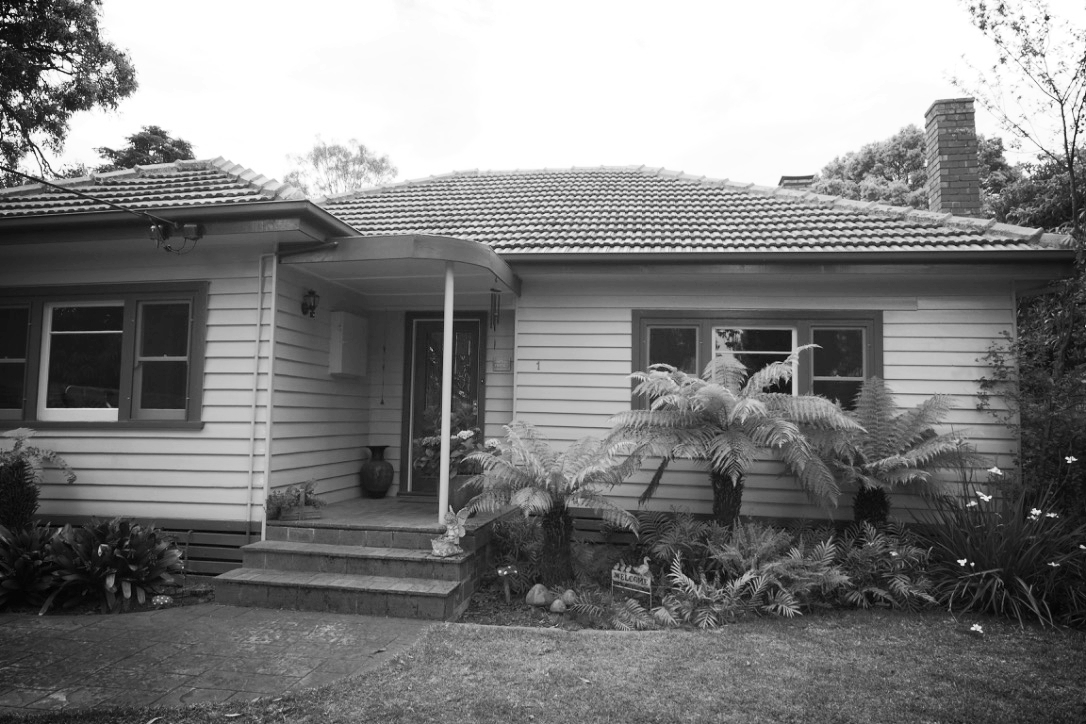 ART DECO - Floral Inspired Art Deco.Post-war cottage, circa 1949. Renovation, alteration, 2nd level addition.