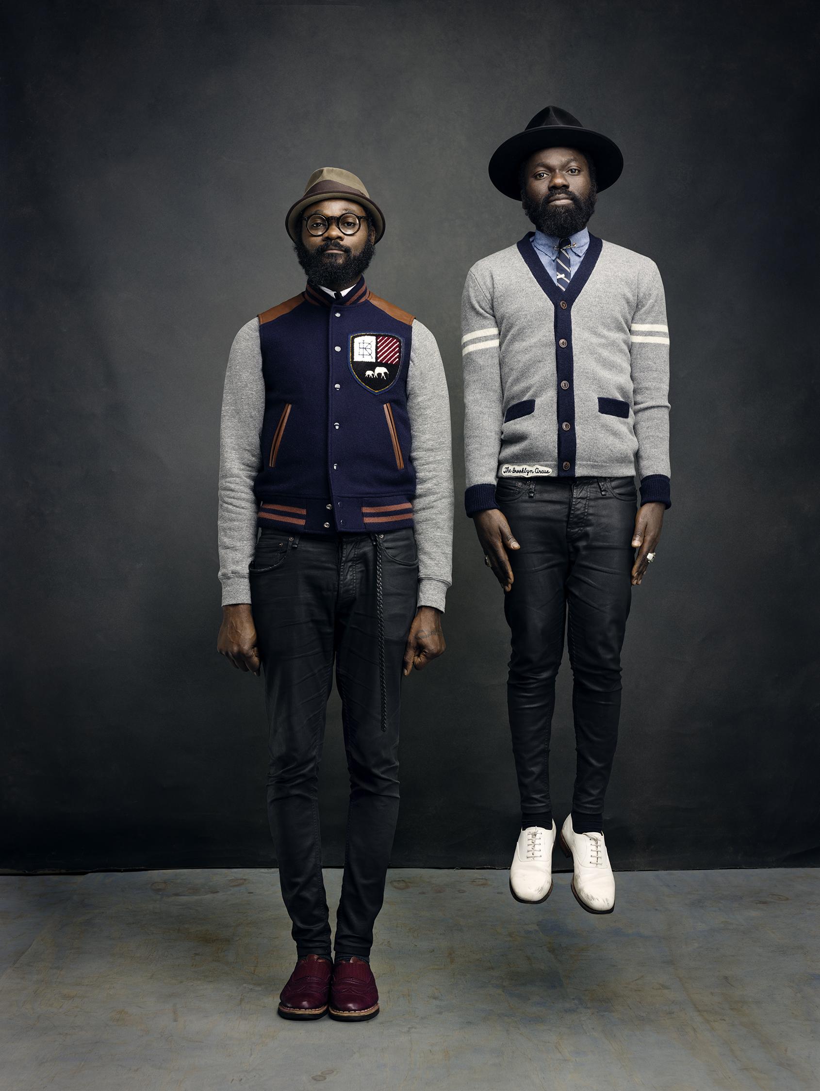 Art Comes First. Sam Lambert and Shaka Maidoh