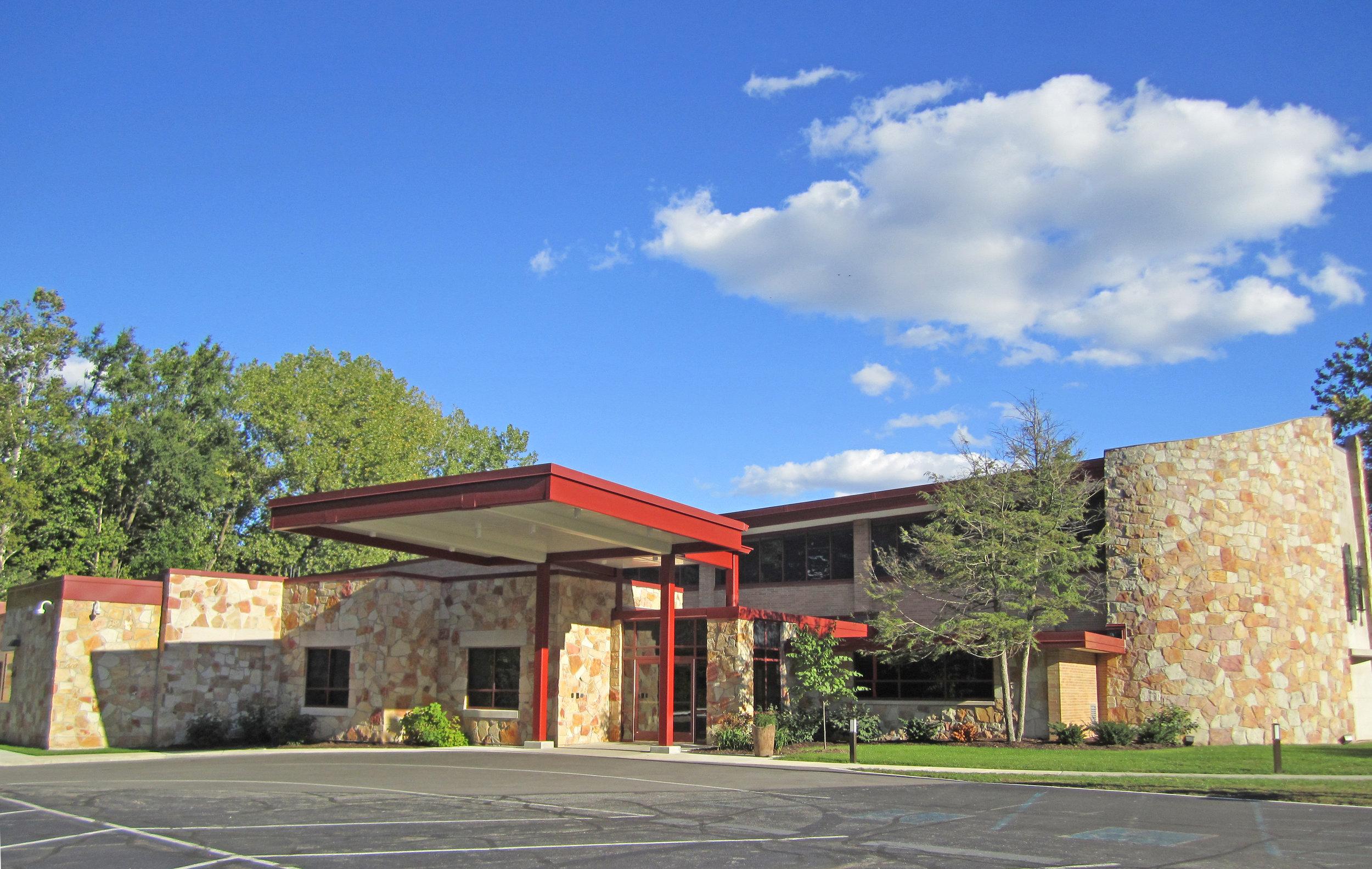 Indianapolis Hebrew congregation renovation/expansion