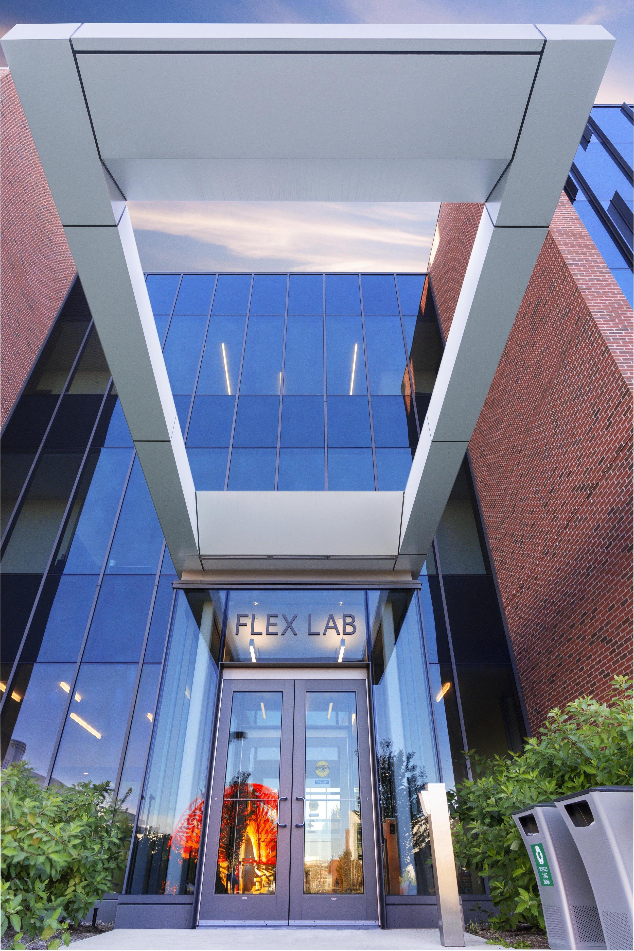 Flex Lab entrance Erin Easterling.jpg