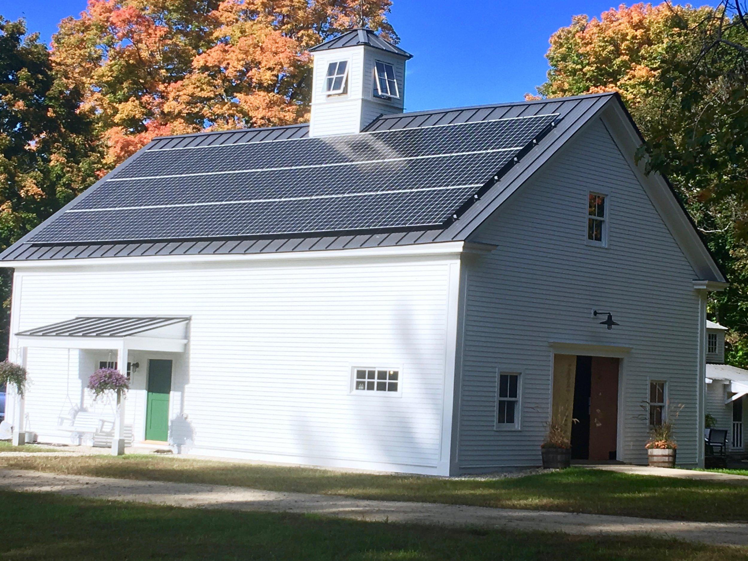 Green Building Materials — North Atlantic Restoration