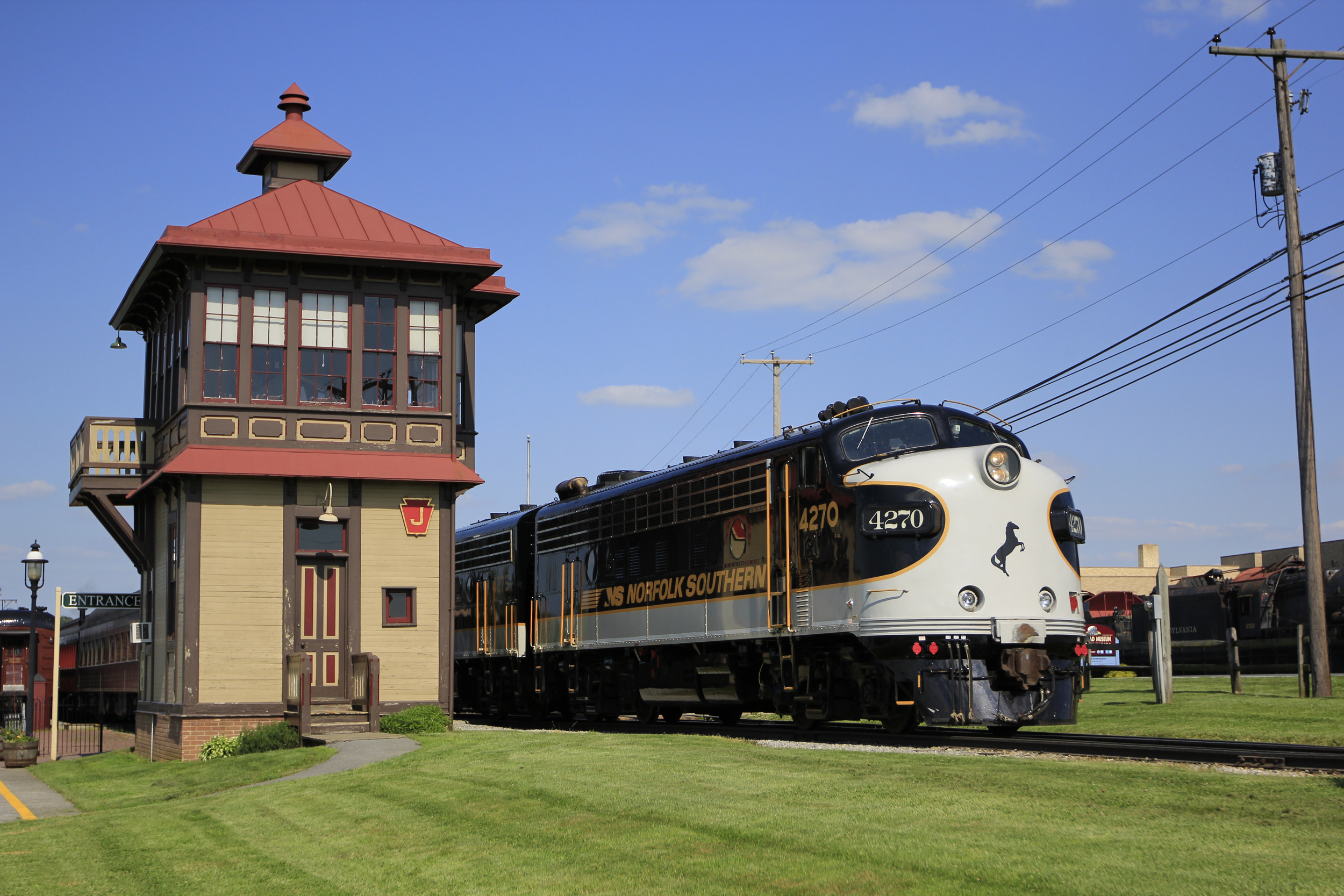 Discover America   Join us as we discover America one rail line at a time.   Learn More