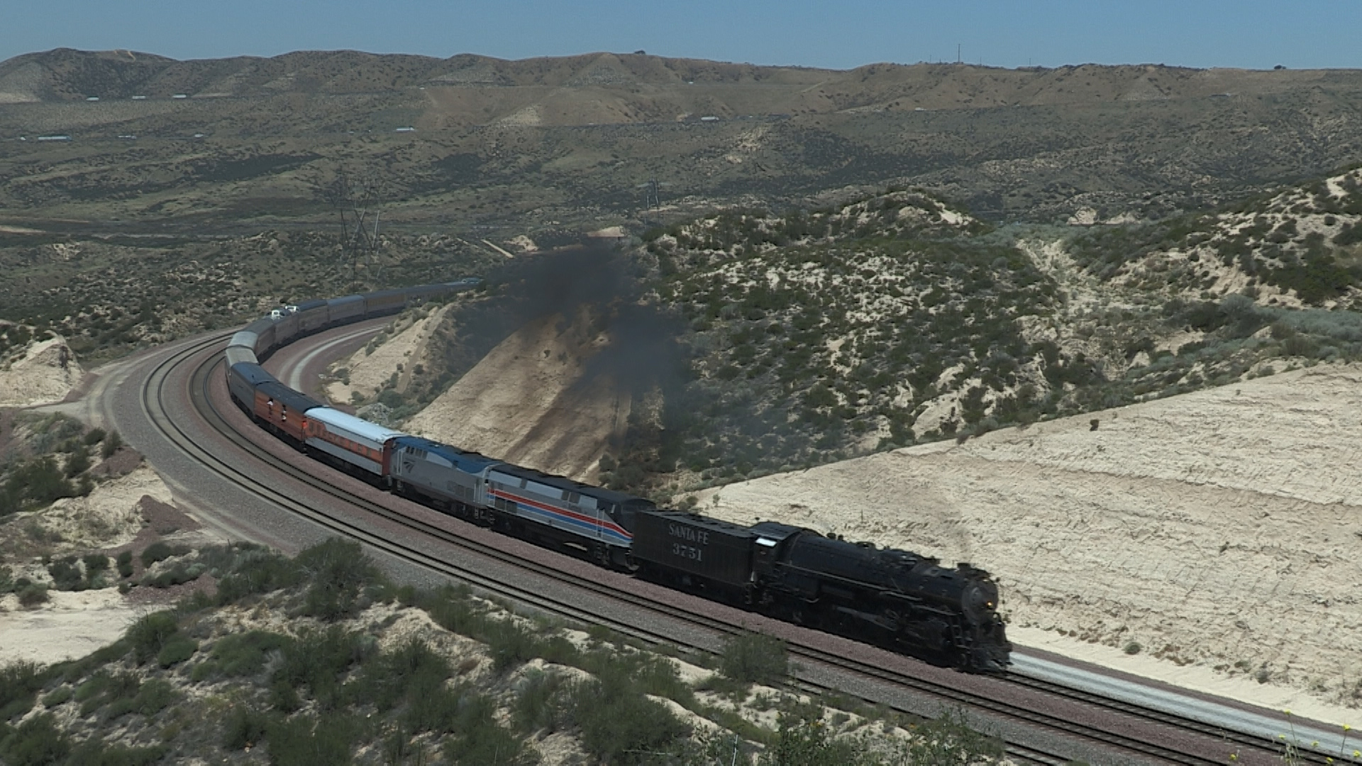 FROM COAST TO CANYON   Catch RTM's latest release featuring the AT&SF 3751 Grand Canyon Limited   Learn More