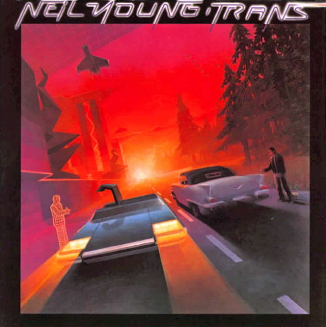 """""""Before listening to this album, I never once thought to myself """"have Neil Young & Daft Punk ever been seen in the same room at the same time?"""". Now it is all I can think of."""" - - JEREMY / @HI54LOFI"""