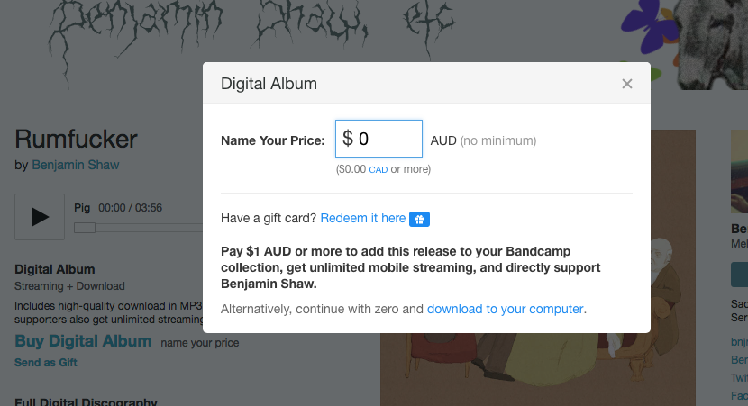 Why 'Name Your Price, No Minimum' Is Better Than A 'Free Download