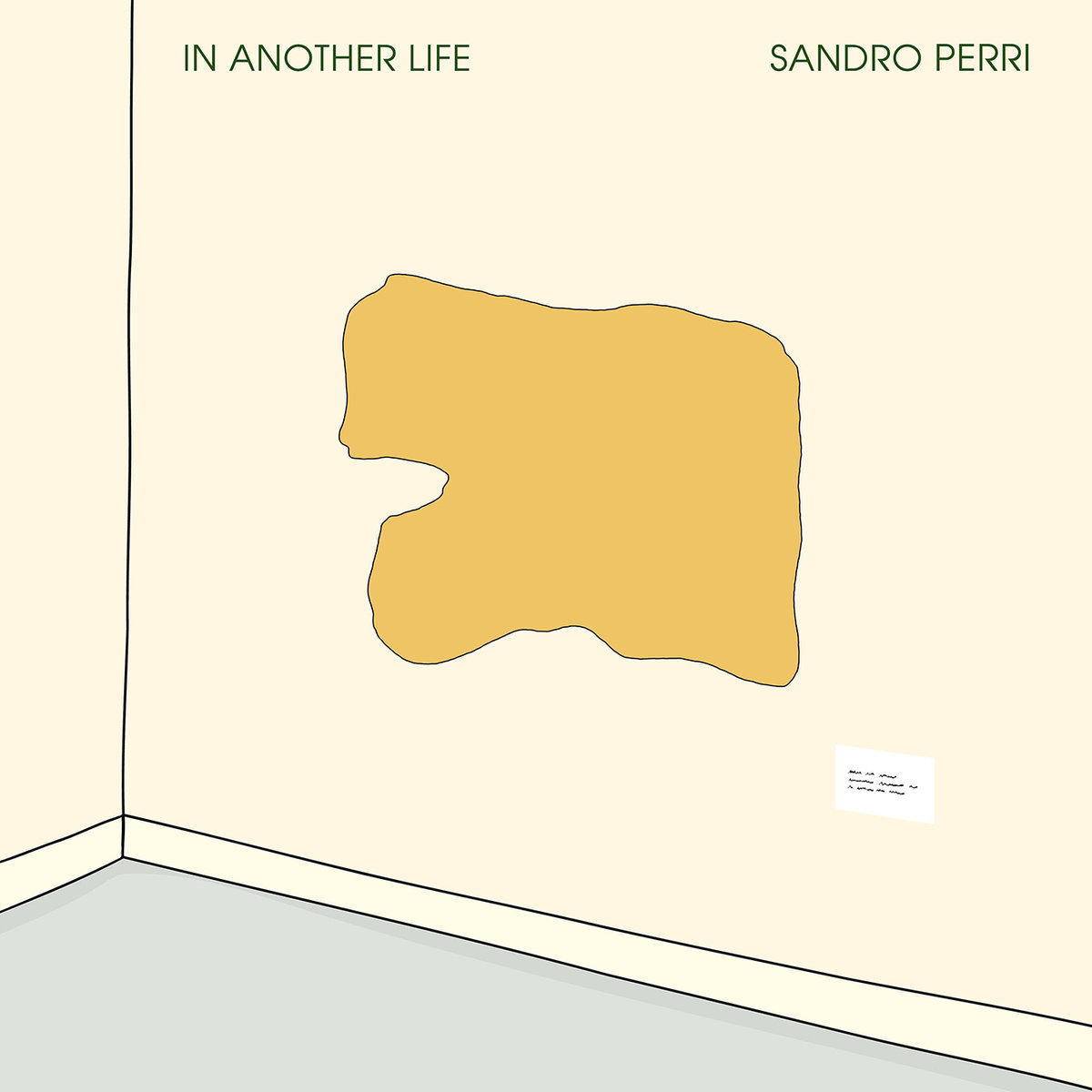"""""""Brilliant album by Sandro Perri! It has just the right amount of sunshine for my taste, and it captures those mellow 80's feel-good vibes in the most sublime and addictive ways"""" - - Lost Tribe Sound"""