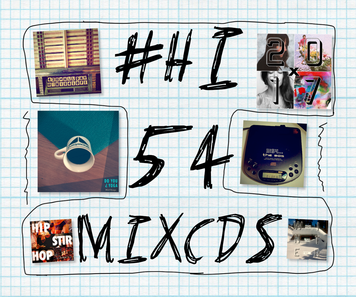 HI54… MIX CDS — High Five For…
